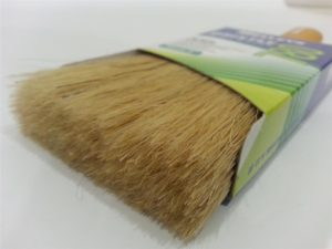 paint brush bristles