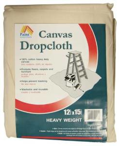 painting drop cloth