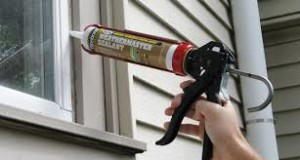 use a caulking gun