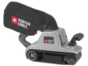porter cable electric belt sander