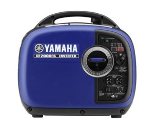 yamaha quiet inverter portable generator